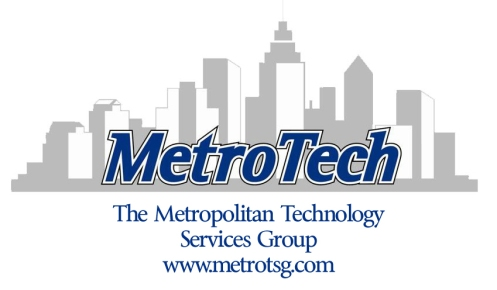 NEW Metrotech Logo with Web